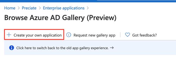 AAD 3 - Create Gallery App